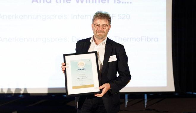 2 awards for Deceuninck at Vienna Window Congress