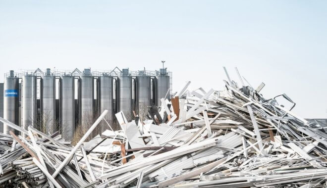 Recyclagefabriek Diksmuide